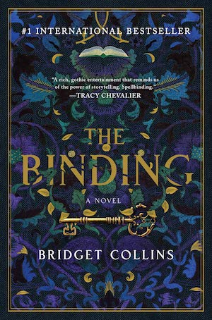 favorite book #amreading The Binding
