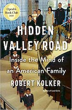 #amreading Hidden Valley Road