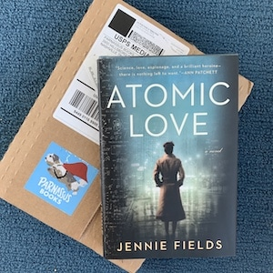 the comfort of Atomic Love and gratitude for its author
